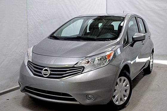 Nissan Versa Note SV BLUETOOTH CAMERA RECUL A/C 2015