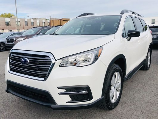 2019 Subaru ASCENT 2.4L DIT CONVENIENCE CVT