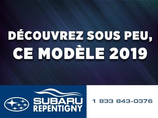 2019 Subaru Crosstrek Sport