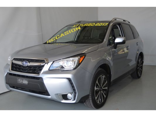 Subaru Forester XT TURBO LIMITED CUIR GPS TOIT PANORAMIQUE 2017