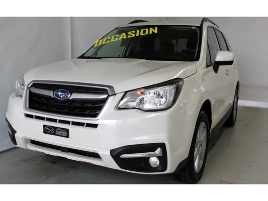 2017 Subaru Forester 2.5i Convenience MAGS SIEGES CHAUFFANTS BLUETOOTH