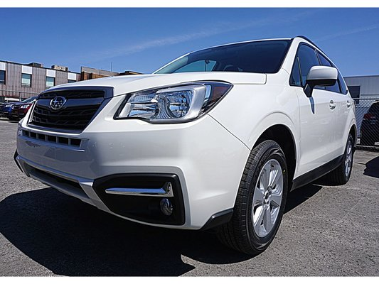 2018 Subaru Forester 2.5i Convenience, AWD