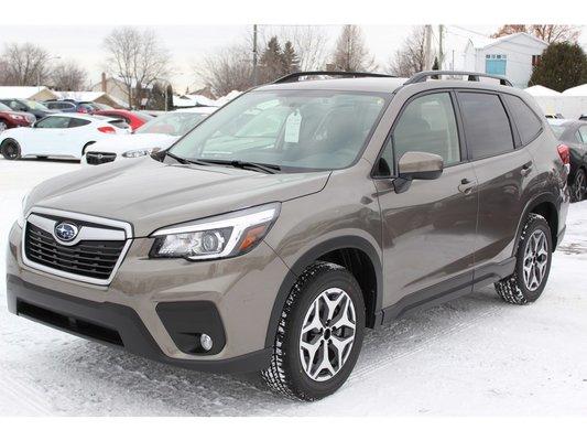 Used Subaru Wrx Sti >> New 2019 Subaru Forester 2.5i Convenience, EyeSight, AWD ...
