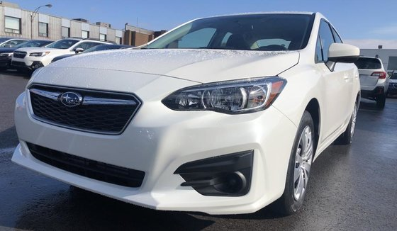 2019 Subaru IMPREZA 4DR SDN 2.0i CONVENIENCE MANUAL
