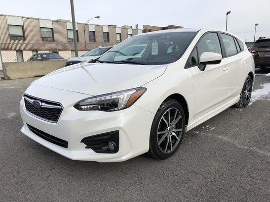 Subaru Impreza Impreza 2.0i Sport, EyeSight, AWD 2019