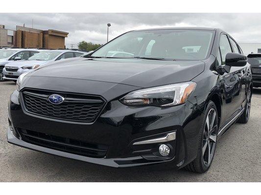 Subaru Impreza Sport-tech, EyeSight, Hatchback, AWD 2019