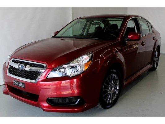 Subaru Legacy 2.5i Convenience MAGS SIEGES CHAUFFANTS 2013