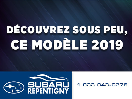 Subaru OUTBACK 2.5i LIMITED w/EYESIGHT PKG CVT Limited, CVT 2019