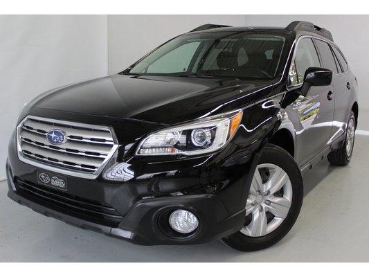 2015 Subaru Outback 2.5i CONVENIENCE CAMÉRA RECUL BLUETOOTH AWD
