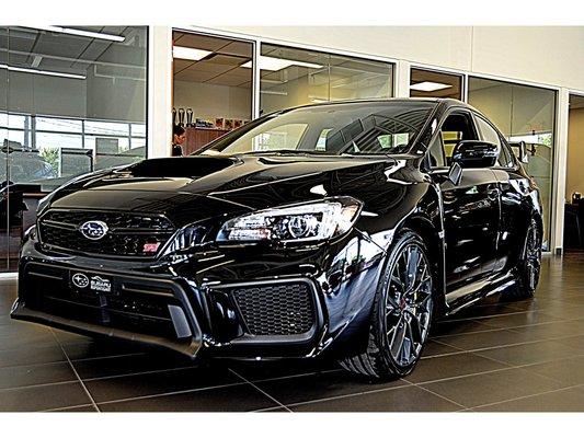 New 2019 Subaru Wrx Sti Sport Tech Wing Manuelle Awd 48945 0