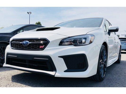 Subaru WRX STI Sport-tech, Lip, Manuelle, AWD 2019