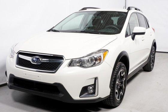 Used Blanc cristal nacré 2016 Subaru XV Crosstrek SPORT