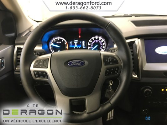 New 2019 Ford Ranger *RABAIS 2000$ XLT TTT 4X4 CREW 302A SPORT SYNC