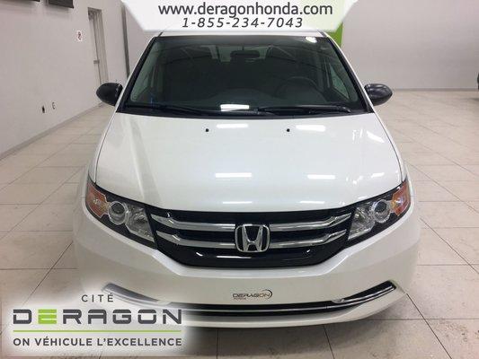 ... 2014 Honda Odyssey LX + CAMÉRA DE RECUL + BLUETOOTH LX+TRAILER HITCH+BACKUP  ...