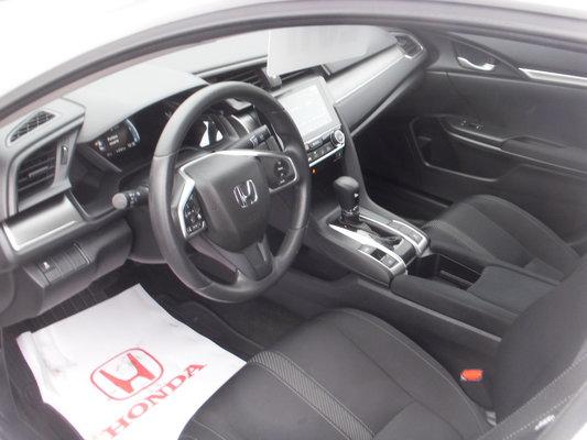 Used 2017 Honda Civic Sedan Lx In New Richmond Used
