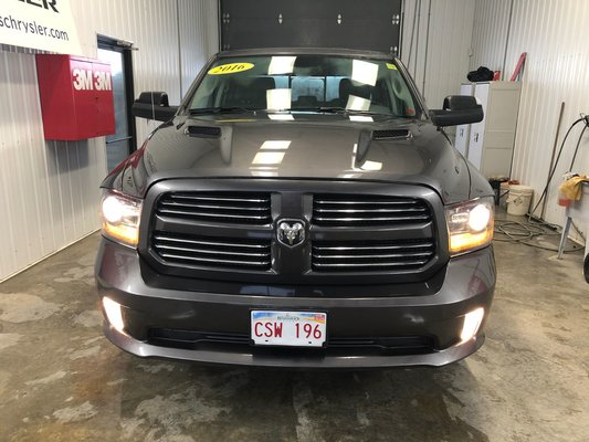 Used 2016 Ram 1500 SPORT Sport Aftermarket exhaust system! in - Used