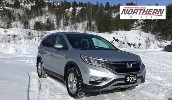2015 Honda CR-V CR-V EX-L AWD