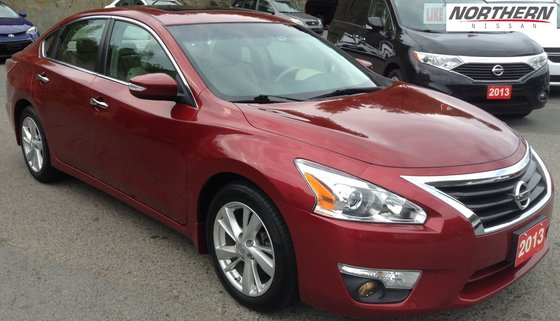 2013 Nissan Altima SL CVT, REMOTE START AND HEATED SEATS