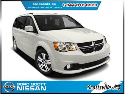 2011 Dodge Grand Caravan SXT, Stow 'N Go, Uconnect, USB Port