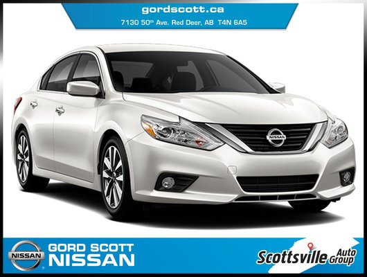 2018 Nissan Altima 2.5 SL Technology Package
