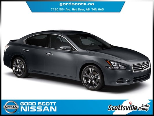 2014 Nissan Maxima 3.5 SV, Leather, Smart Key, Sunroof, Clean