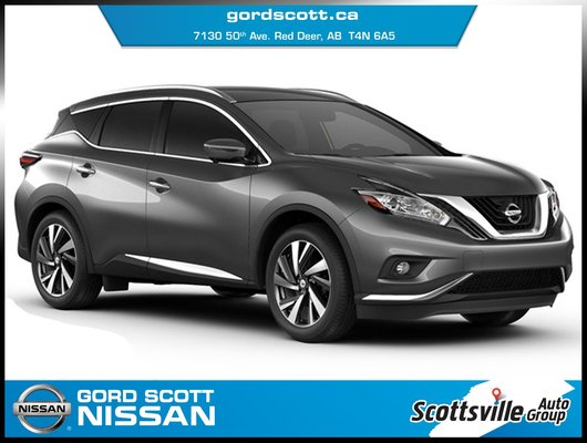 2016 Nissan Murano Platinum AWD, Leather, Nav, Bose Audio, Clean