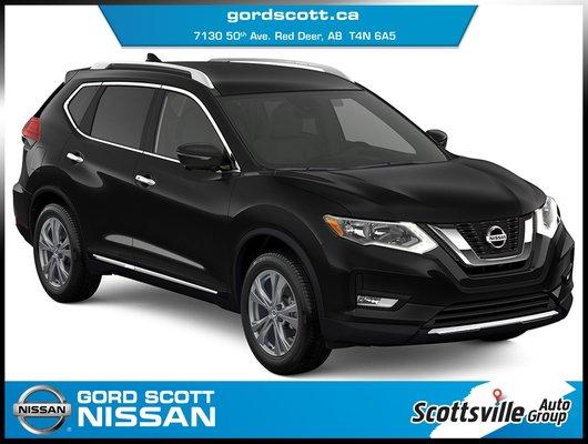 2018 Nissan Rogue AWD Midnight Edition