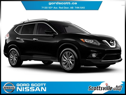 2016 Nissan Rogue SL AWD Premium Pkg, Leather, Sunroof, Bose