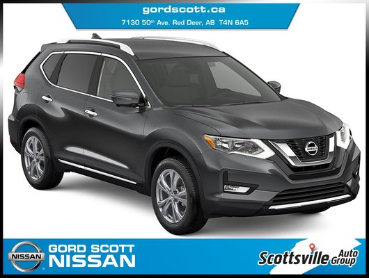 2018 Nissan Rogue SL AWD Platinum ProPILOT Assist