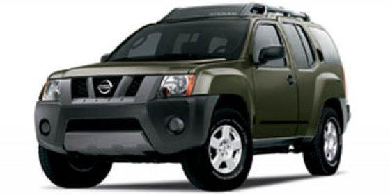2006 Nissan Xterra S- 4WD - VERY LOW KM'S - A/C -
