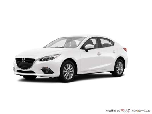 MAZDA 3 GS-SKY D4SK65-AB00 MANUAL (EXTRA PEARL PAINT) D4SK65-AB00 GS 2015