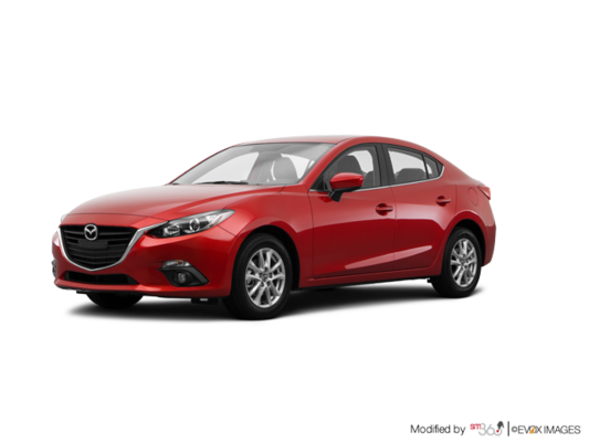 2015 Mazda MAZDA 3 GS-SKY MANUAL (EXTRA PEARL PAINT) GS
