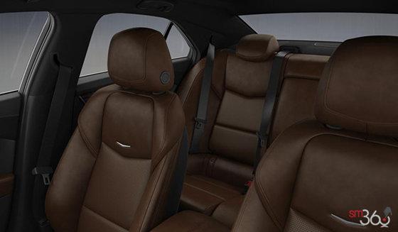 Kona Brown/Jet Black Semi-Aniline Leather
