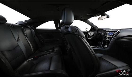 Jet Black Semi-Aniline Leather
