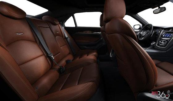 Kona Brown Semi-Aniline Full Leather/Jet Black