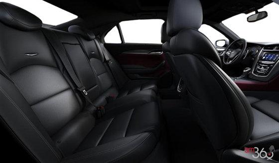 Jet Black Semi-Aniline Full Leather/Morello Red