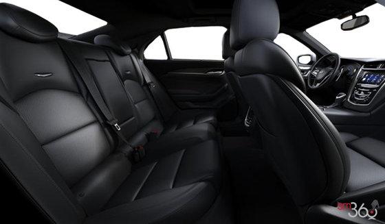 Jet Black Full Leather