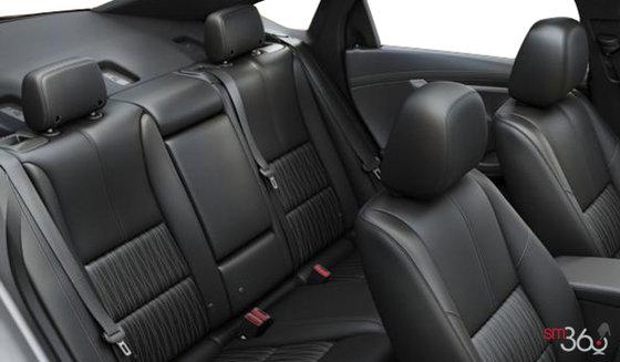 Jet Black Premium Cloth/Leatherette