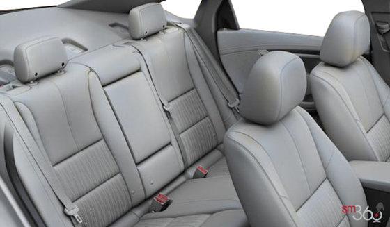 Dark Titanium/Jet Black Premium Cloth/Leatherette