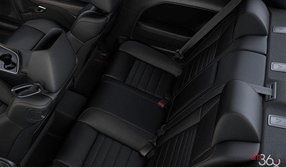 Black Shaker Nappa Leather w/Sepia Stitching