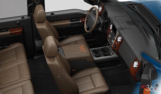 Brown / Black Mesa Leather