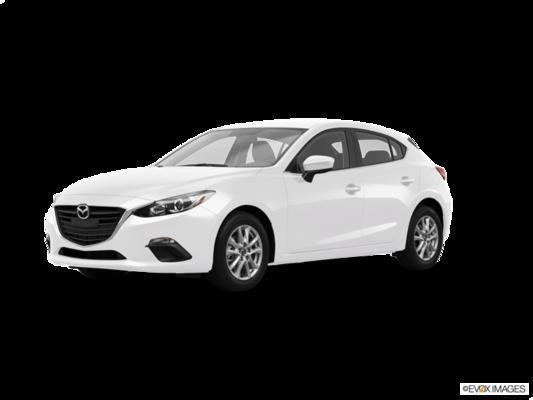 Mazda MAZDA 3 SPORT GS MANUAL GS 2016