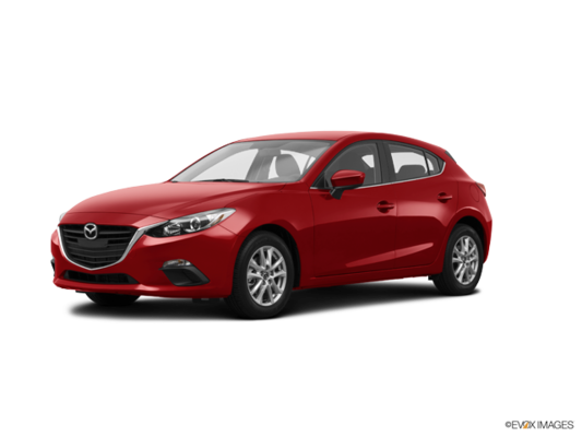 2016 Mazda MAZDA 3 SPORT GS AUTO (EXTRA RED PAINT)