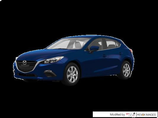 2016 Mazda MAZDA 3 SPORT GX MANUAL GX