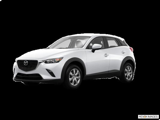 Mazda CX-3 GX AWD AUTO GX 2016
