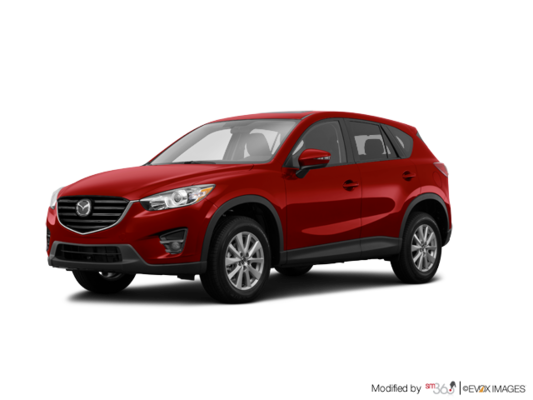 2016 Mazda CX-5 GS AWD (2016.5) AUTO (EXTRA RED PAINT) C5
