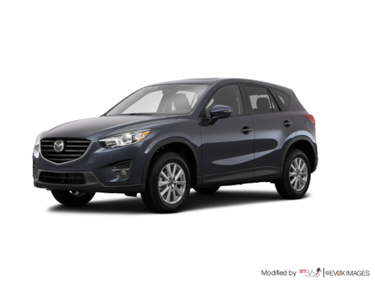 2016 Mazda CX-5 GS AWD (2016.5) AUTO C5