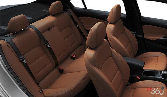 Jet Black Kalahari Leather