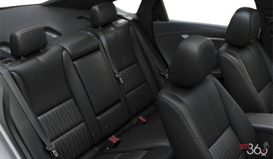 Jet Black Cloth/Leatherette