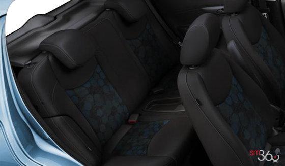 Jet Black/Blue Cloth